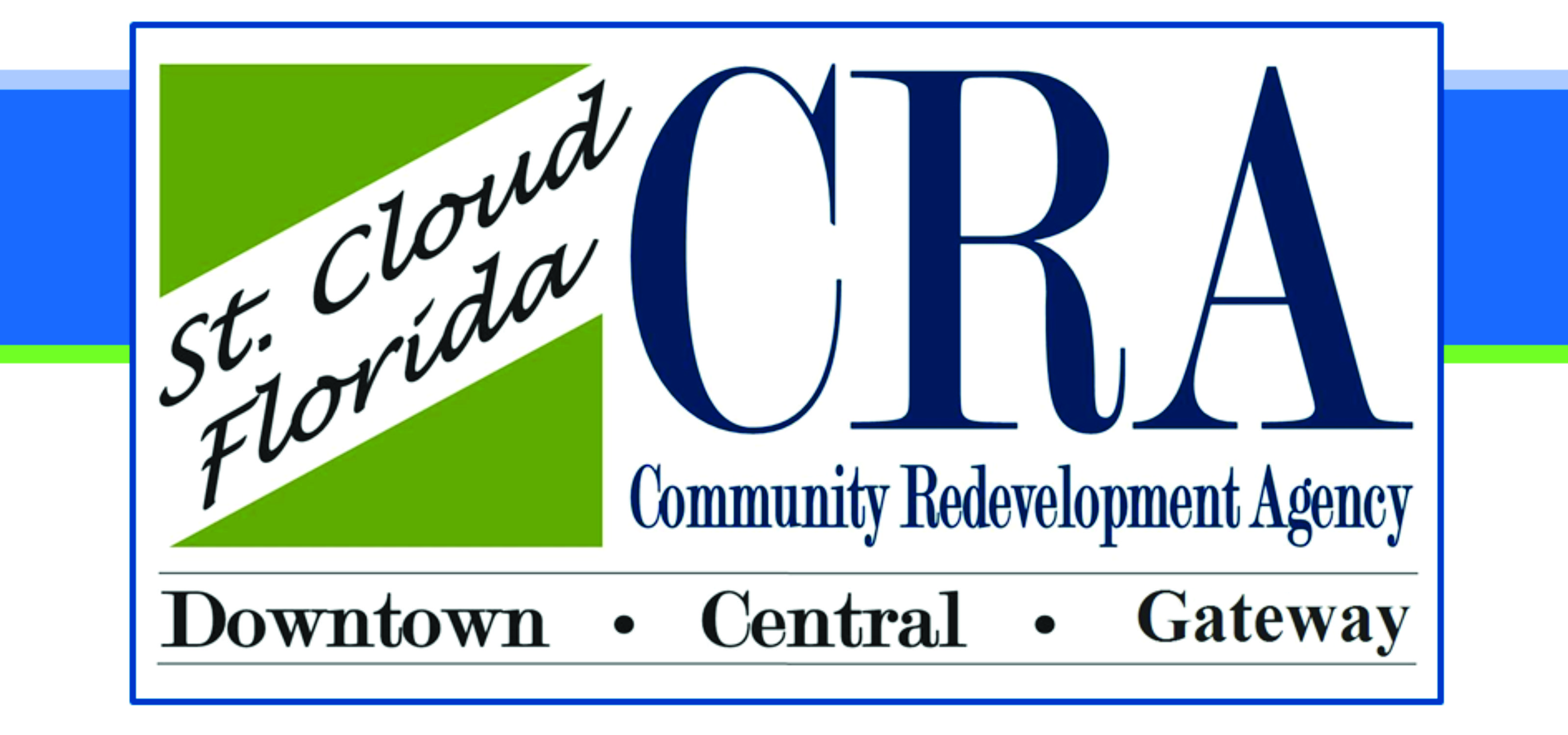 CRA - Community Redevelopment Agency - Downtown - Central - Gateway