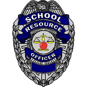 School Resource Officer Badge