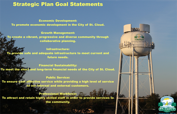 Strategic Plan Goal Statements