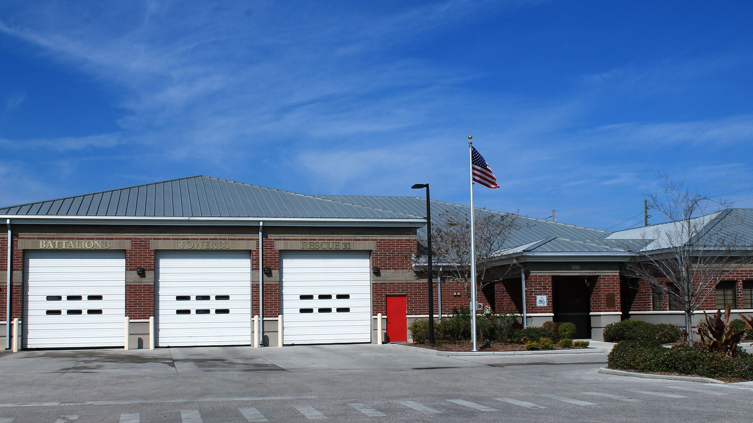 St Cloud Fire Rescue Station 31