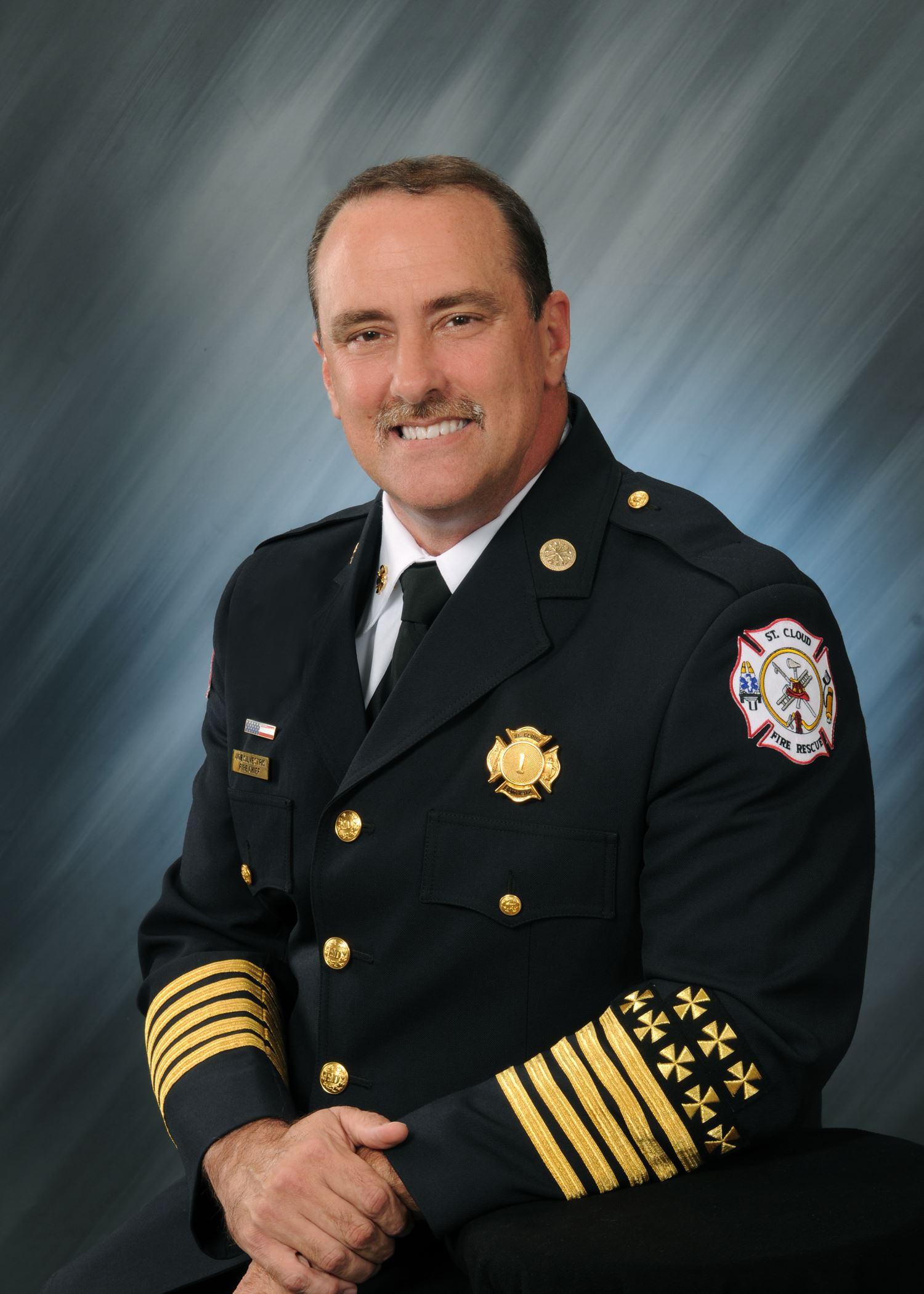 Fire Chief Joe Silvestris