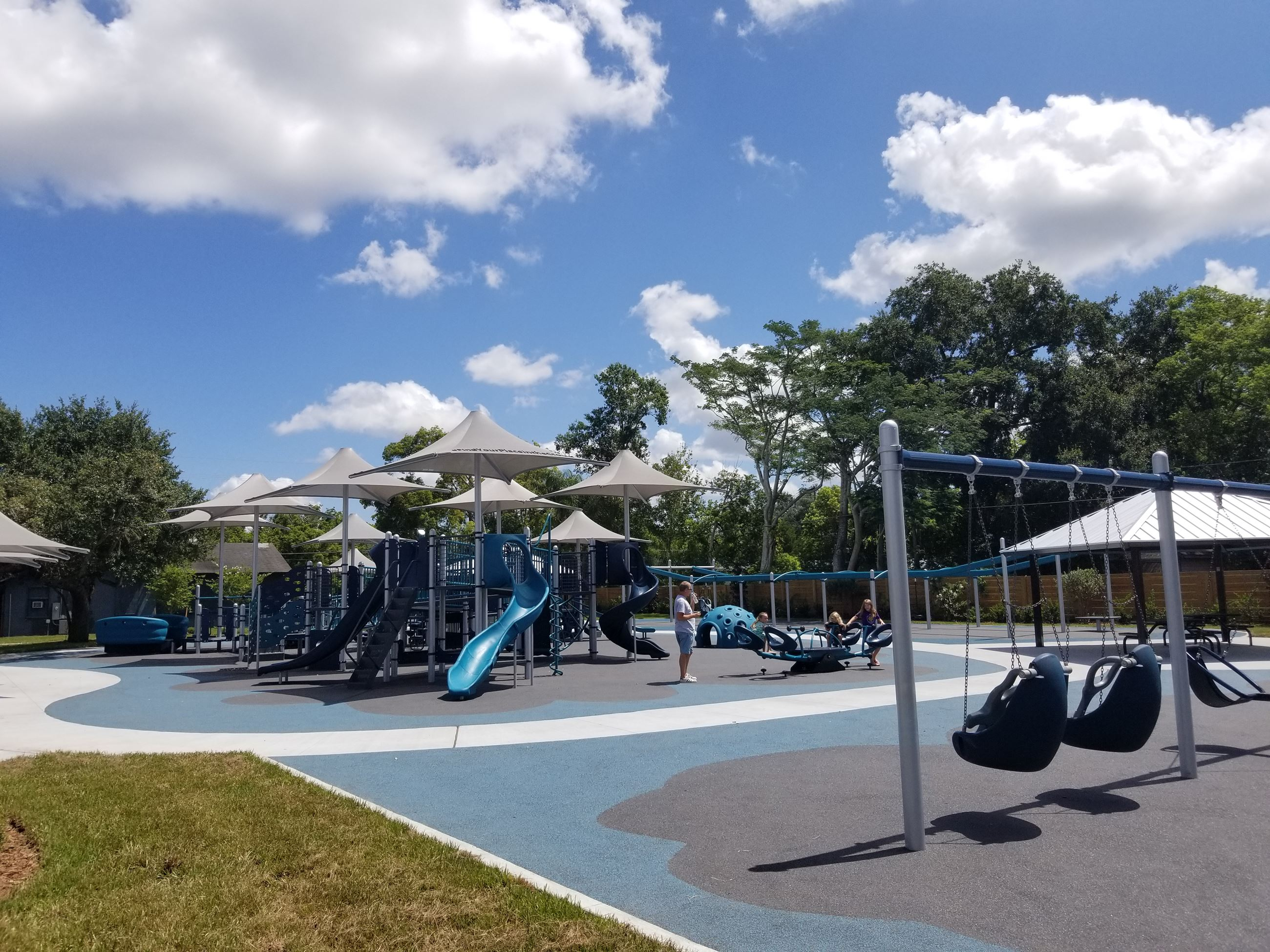 Playground at 901 Virginia Ave