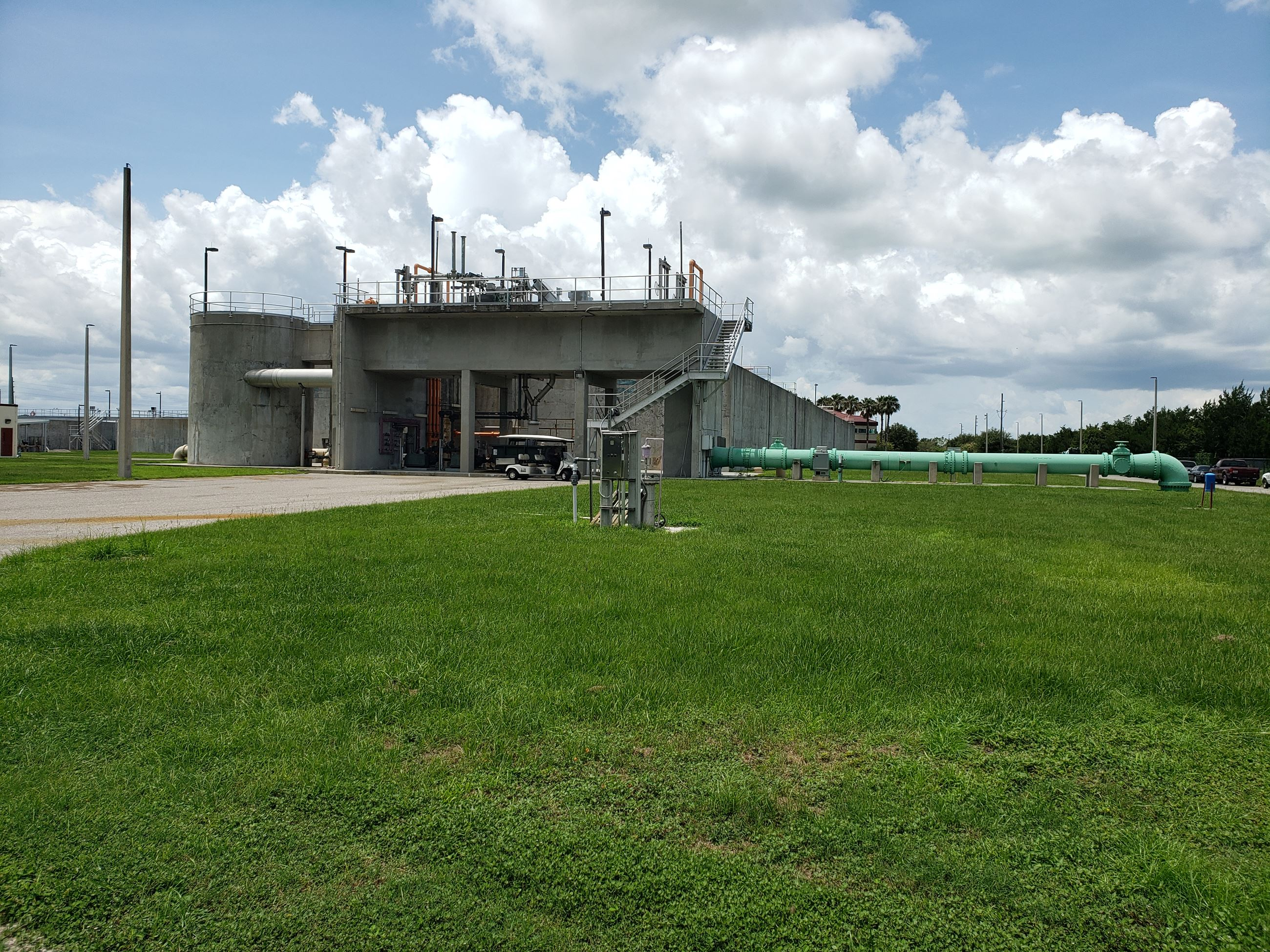 Southside Wastewater Treatment Facility