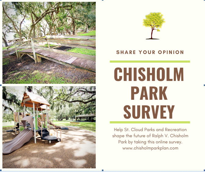 Chisholm Park Survey