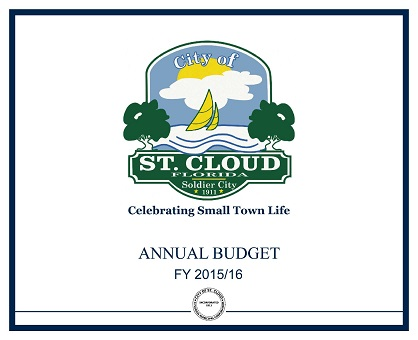 FY15-16 City of St. Cloud Budget